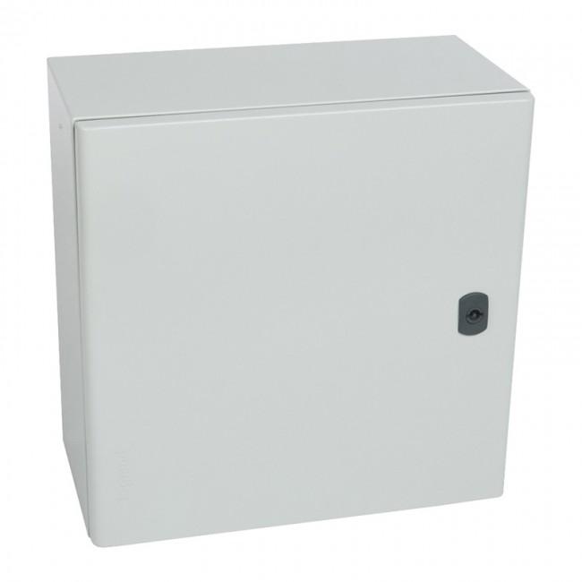 Atlantic Metal Cabinet Square Version 400 X 400 X 200 Mm 1 Door 0 369 57 Legrand