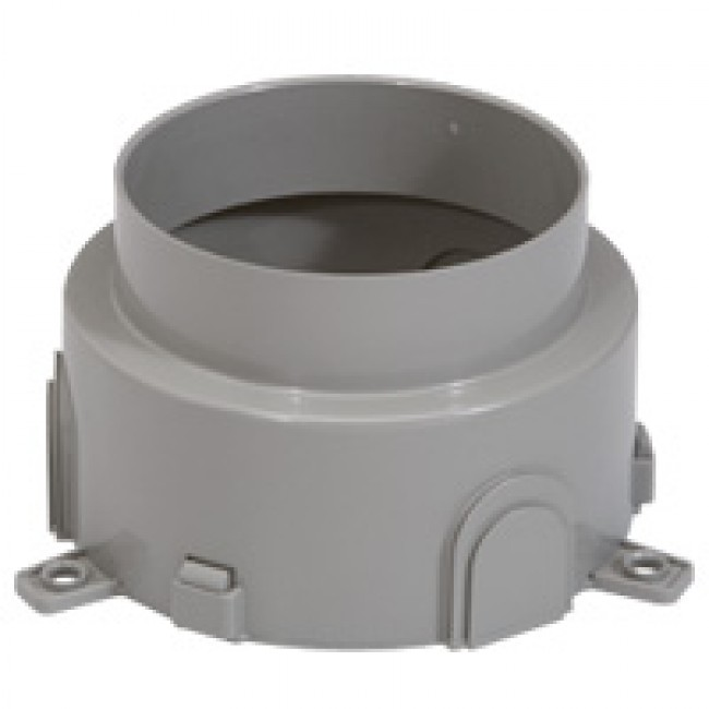 Flush Mounting Box For Concrete For Floor Service Outlet Box 3