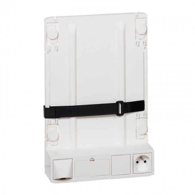 0ca309cc965 Internet Service Provider router holder - 4 131 49 - Legrand