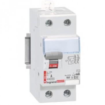 RCD DX³-ID - 2P 230 V~ - 63 A - 30 mA - AC type