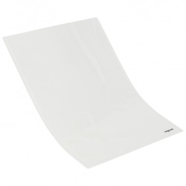 Document holder - flexible transparent plastic - self adhesive - 320x220 mm