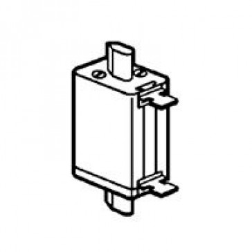 HRC blade type cartridge fuse - cylindrical type aM 22 X 58 - 25 A - w indicator