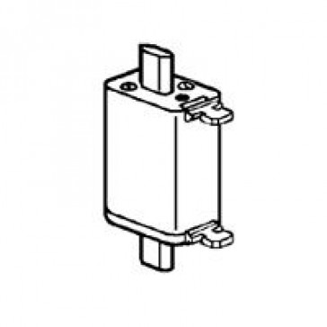 HRC blade type cartridge fuse - type gG - size 1 - 125 A - with indicator