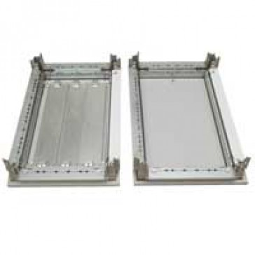 Roof base for enclosure XL³ 4000 - depth 475 mm - width 725 mm