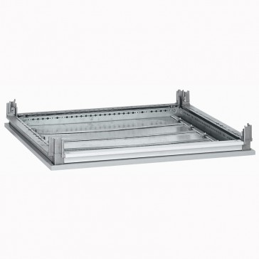 Roof base for enclosure XL³ 4000 - depth 975 mm - width 975 mm