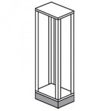 Plinth XL³ 4000 - height 100 mm - 475x475 mm
