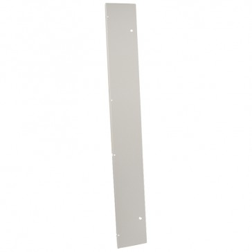 Front cover XL³ 4000 - for internal cable sleeves- with hinges and locks -H.2000
