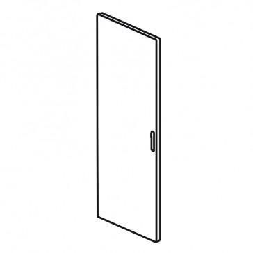 Reversible curved metal door XL³ 4000 - width 725 mm - Height 2000 mm