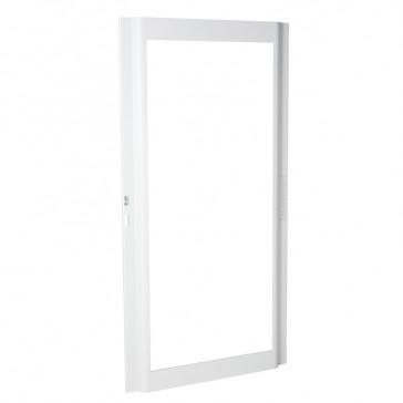 Reversible curved glass door XL³ 4000 - width 975 mm - Height 2000 mm