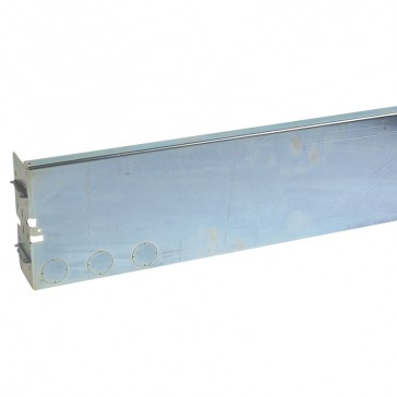 Adjustable solid plate XL³ 4000 - height 200 mm - width 850 mm