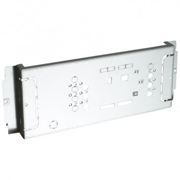 Adjustable plates XL³ 4000 for 1 plug-in DPX³ 160 - horizontal