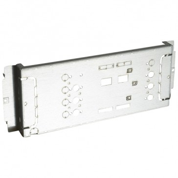 Adjustable plates XL³ 4000 for 1 plug-in DPX³ 250 - horizontal