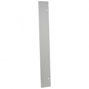 Front cover XL³ 4000 - for internal cable sleeves- with hinges and locks -H.2200