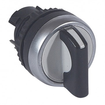 Osmoz non illum standard handle selector switch - 3 positions spring return left to 0