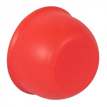 Osmoz IP67 shroud - for spring return buttons - red