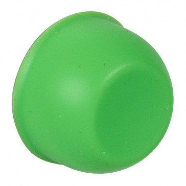 Osmoz IP67 shroud - for spring return buttons - green