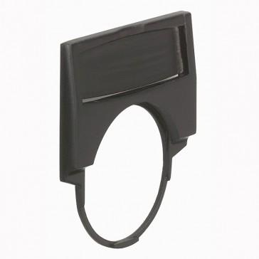 Osmoz frame - without engraving - round - large modulesl