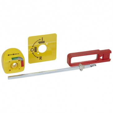Rotary handle - vari-depth for DPX-IS 1600 - for emergency use