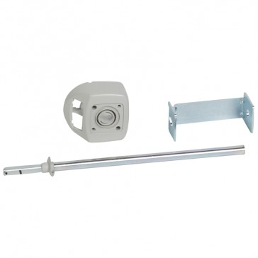 Rotary handle vari-depth IP55 - DPX-IS 250/630 front and side handle