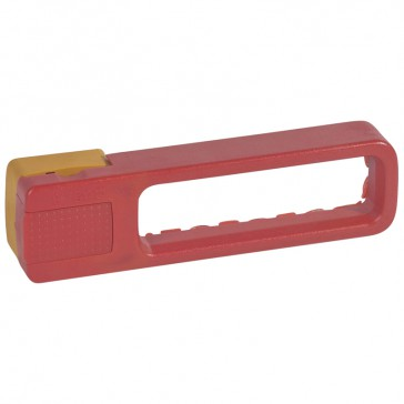 Rotary handle for emergency use - DPX-IS 250/630 left side handle