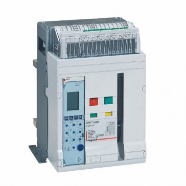 Air circuit breaker DMX³ 1600 lcu 42 kA - fixed version - 3P - 1600 A