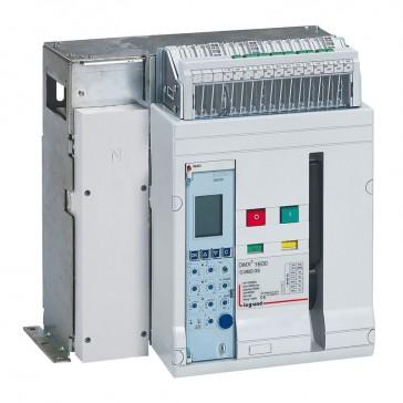 Air circuit breaker DMX³ 1600 lcu 50 kA - fixed version - 4P - 1000 A