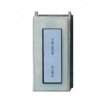 Undervoltage releases DMX³ 1600 - 48 V~/=
