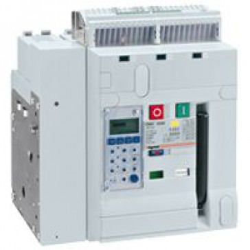Air circuit breaker DMX³ 2500 lcu 65 kA - fixed version - 3P - 1250 A