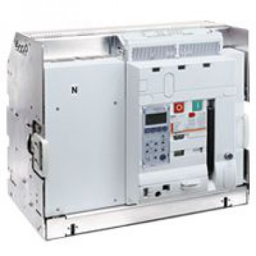 Air circuit breaker DMX³ 2500 lcu 100 kA - draw-out version - 4P - 1000 A