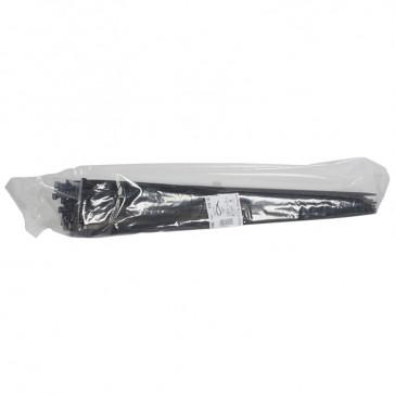 Cable tie Colring - width 9 mm - L. 710 mm - sachet 100 pcs - black