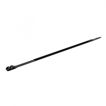 Cable tie Colson - UV protected - external teeth - width 9 mm - L. 357 mm - black
