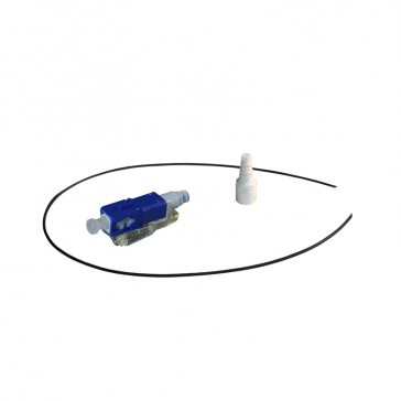 LCS³ quick-connect connector - OS2 single-mode connector - SC UPC 9/125µm , 900/250µm