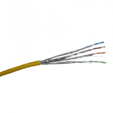 Cable for local networks LCS³ - category 6 A - U/FTP - 4 pairs - 500 m