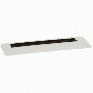 Cable entry plate - for Atlantic cabinets width 600/800 mm - IP43 with brush