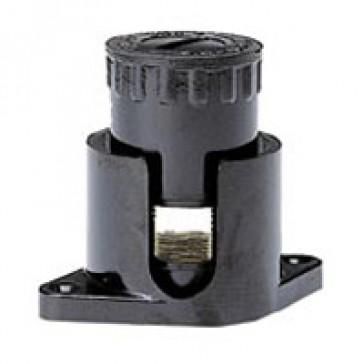 Line tap - non-shear - with feet - capacity per tap 2x50 mm² - hexagonal head
