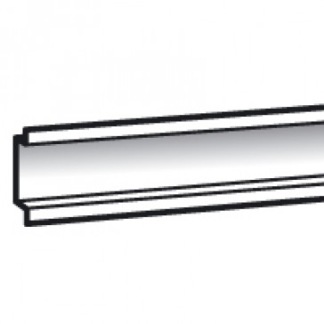 Lina 25 rail - for cabinets width 400 mm - L. 343 mm