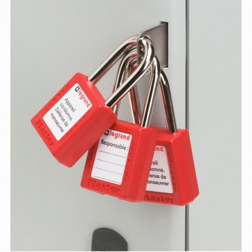 Padlock adaptor - for Marina cabinets from height 400 mm - stainless steel