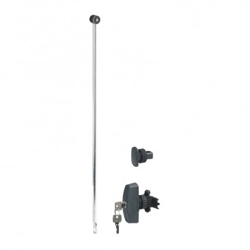 One-point locking kit for Atlantic metal cabinets height 800 mm