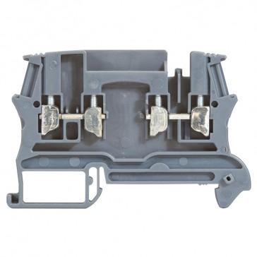 Terminal block viking 3 - screw - function block - 1 connect - modular - pitch 5