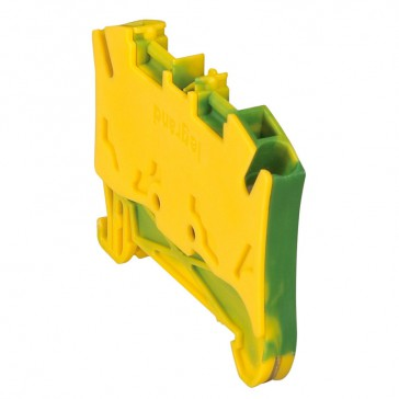 Terminal block Viking 3 - spring - for conductor - 1 connect - 24 wires -pitch 6
