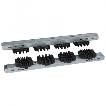 Additional isolating support for busbar 6300 A - 3 bars 200 x 10 mm