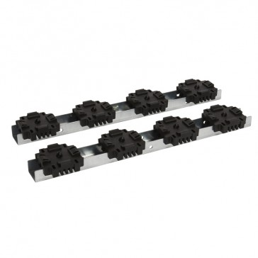 Isolating support for XL³ - 1 or 4 bars/pole - up to 4000 A