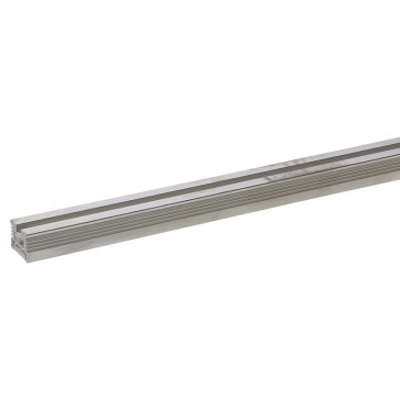 C-section aluminium bar 40x30 mm - length 1780 mm and cross section 586 mm