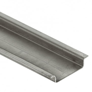 Rail to be cut - EN 60715 - symmetrical - depth 7.5 mm - L. 2 m