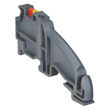 End stop Viking 3 - 10 mm pitch - for symmetrical rails