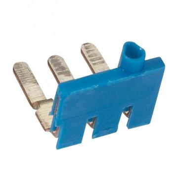 Bridging combs Viking 3 - 3 levels- screw - 12 blocks / pitch 5 - blue