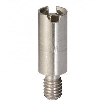 Measurement socket Viking 3 - Ø4 mm plug - screw - pitch 12 mm