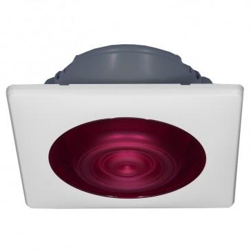 Sounder beacons - IP21 - IK07 - 90 dB - 12/24/48 V= - white