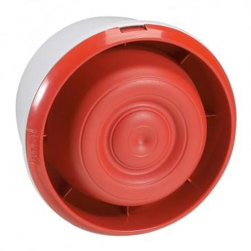 Sounder - IP65 - IK07 - 90 dB - 12/24/48 V= - red