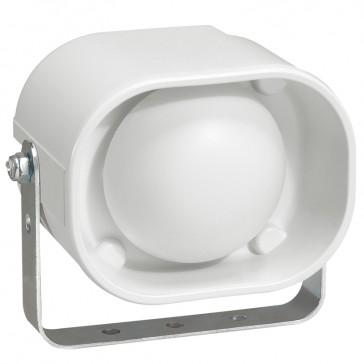 Sounder - IP54 - IK07 - 105 dB - 24/48 V= - white